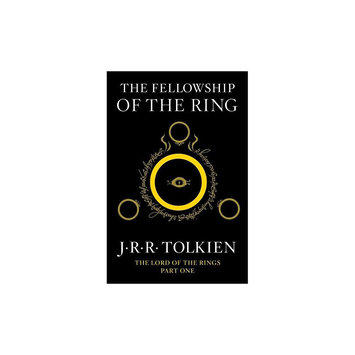 Levy Home Entertainment The Fellowship Of The Ring (Reissue) (Paperback) by J.R.R. Tolkien