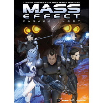 Funimation Mass Effect-paragon Lost-anime Movie [dvd]