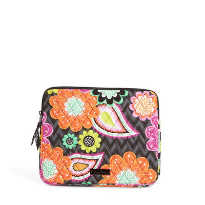 Vera Bradley Tablet Sleeve in Ziggy Zinnia