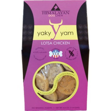 Top Dog Treatsand Chews HIM-YYStr Himalayan Yaky Yam- Strength