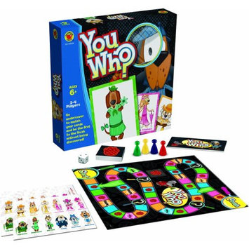 Brighter Child You Who? Educational Board Game