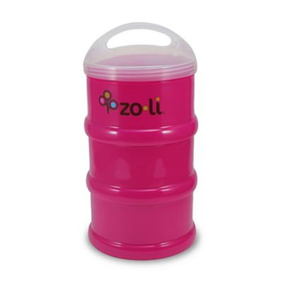 ZoLi SUMO Stacking Snack Container in Pink