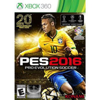 Microsoft Corp. Pro Evolution Soccer 2016 (Xbox 360) - Pre-Owned