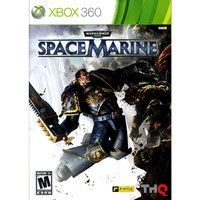 Thq Warhammer 40K: Space Marine (Xbox 360) - Pre-Owned