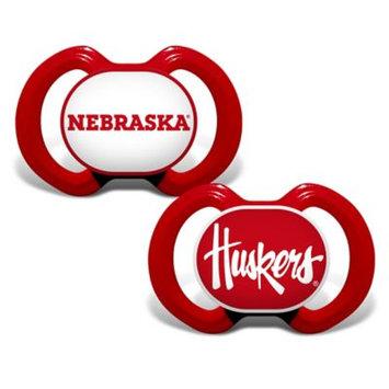 NCAA Pacifier Team Color, Nebraska Cornhuskers