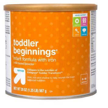 Pbm Products up & up Toddler Formula with Iron - 22oz