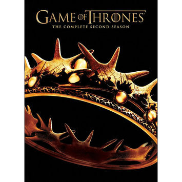Game of Thrones: The Complete Second Season [5 Discs] DVD