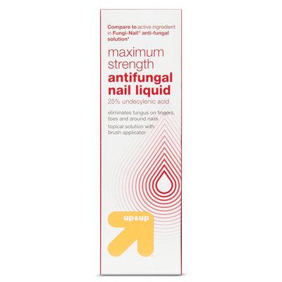 up & up Antifungal Maximum Strength Liquid - 1 oz