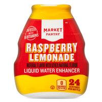 Raspberry Lemonade Liquid Water Enhancer 24 Servings - Market Pantry