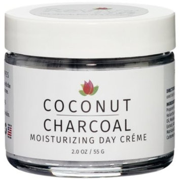 Coconut Charcoal Moisturizing Day Creme (2 Ounces Cream) by Reviva at the Vitamin Shoppe