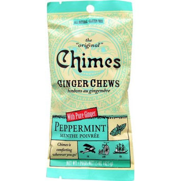 Chimes - Ginger Chews Peppermint - 1.5 oz.