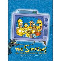 Twentieth Century Fox Simpsons Season 4 [dvd/4 Discs/sac/p & s/re-pkgd]