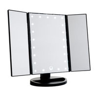 Impressions Vanity Co. Touch 3.0 Led Trifold Makeup Mirror