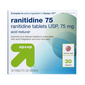 Dr. Reddy's Ranitidine Acid Reducer Tablets