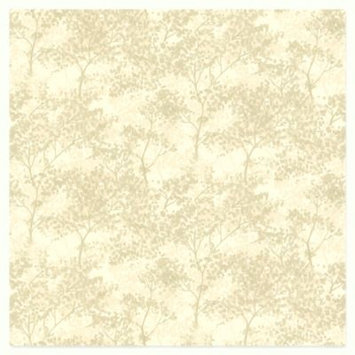Brewster Wallcovering Lacey Celery Vines