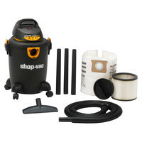 Shop Vac 596-07-00 6 Gallon 3 Peak HP Quiet Deluxe Wet / Dry Vacuum