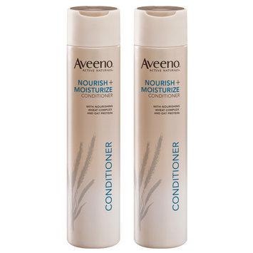 Aveeno® Nourish + Moisturize Conditioner Set