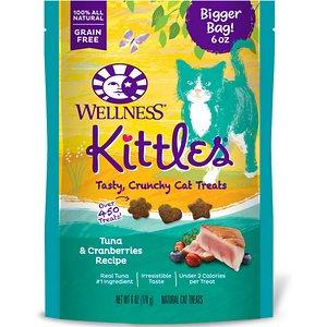 Wellness Kittles™ Tuna & Cranberries Cat Treats
