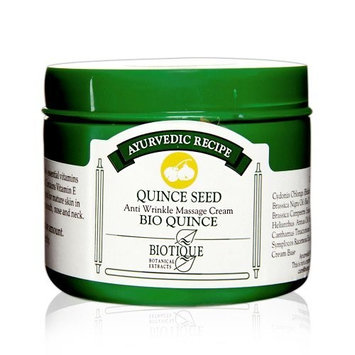 Biotique Quince Seed Anti Wrinkle Massage Cream - Quince 225g