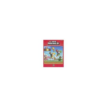 Boss New Super Mario Bros. Wii: Intermediate / Advanced Piano Solos (Paperback)