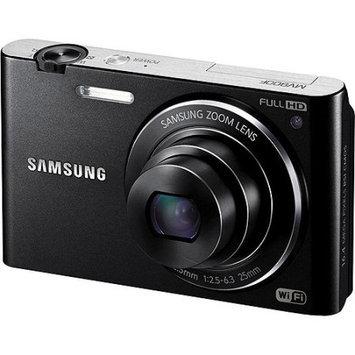 Samsung - 163-Megapixel Digital Camera - Black