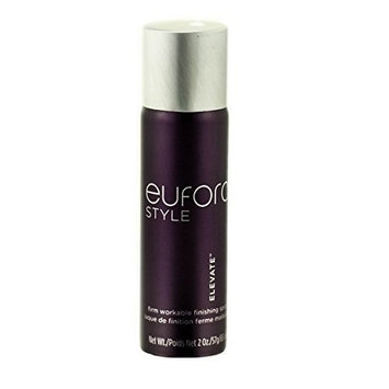 Eufora Elevate Firm Hold Workable Finishing Hair Spray 2 oz by Eufora