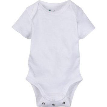 Baby Unisex (0-18M) MiracleWear White Bodysuit 12-18 Months, White