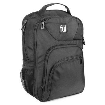 ful Ignition Laptop Backpack Black - ful Business & Laptop Backpacks
