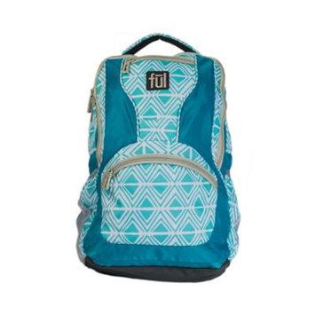 Ful 16.15 Hexar Backpack - Teal, Tundra Teal