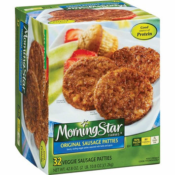 Morning Star Farms Original Veggie Sausage Patties (2 Pack)