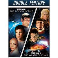 Star Trek: The Motion Picture/Star Trek II: The Wrath of Khan [2 Discs]