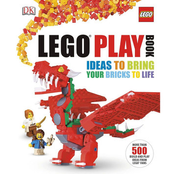 Levy Home Entertainment Lego Play Book (Hardcover) by Daniel Lipkowitz