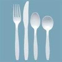SCCGD7TW - Extra-Heavy Polystyrene Teaspoons
