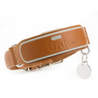 LINK AKC™ Extra-Large Smart Dog Collar in Hask Brown