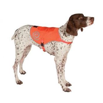 Ultra Paws Reflective Safety Vest - Large, Neon Orange