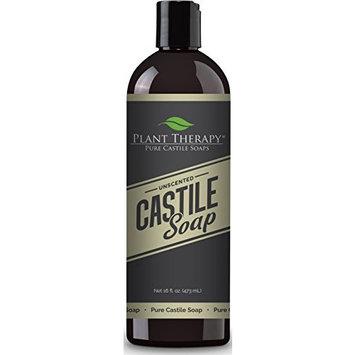 Plant Therapy 100% Pure Unscented Castile Soap 16 fl. oz