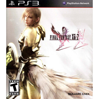 Square Enix Final Fantasy. Xiii-2 PRE-Owned (PlayStation 3)