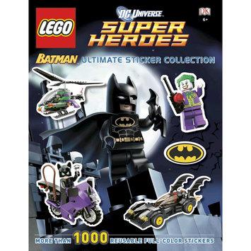 Ultimate Sticker Collection: Lego Batman (Lego DC Universe Super Heroes) by Emma Grange