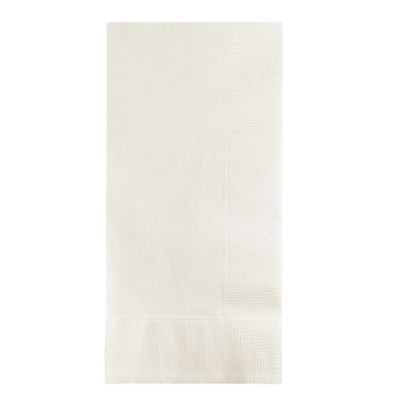 50Ct Wht Dinner Napkin 67000B by Creative Converting