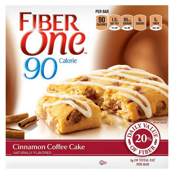 Fiber One 90 Calorie Chocolate Chip Cookie 6 ct