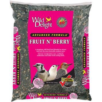 D & D Commodities, Ltd Wild Delight 8 Lb Fruit N' Berry Birdfood