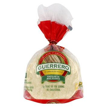 Gruma Corporation Guerrero White Corn 16OZ 18CT 6 Tortillas