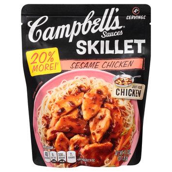 Campbell's Sauces Skillet Sesame Chicken 11 oz