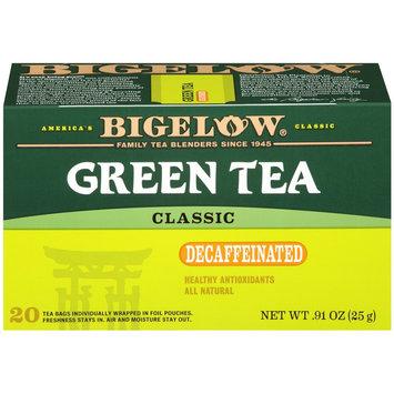 Rc Bigelow Inc Bigelow Naturally Decaffeinated Green Tea 20 ct