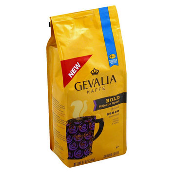 Kraft Gevalia Bold Majestic Roast Ground Coffee 12oz