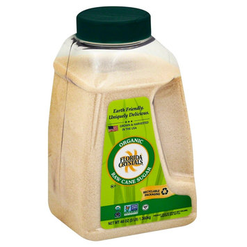 American Sugar Refining Inc Florida Crystals Organic Sugar Cane 3lbs