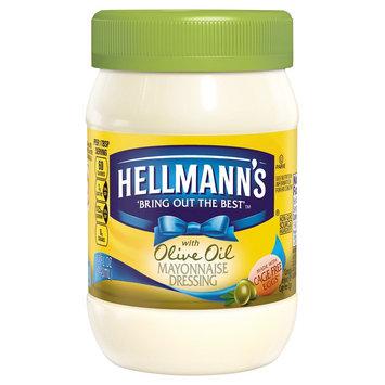 Unilever Hellmann's Mayonnaise Dressing with Olive Oil 15 oz