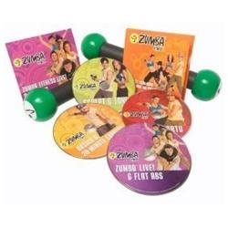 Exercise DVDs by Lynn B.