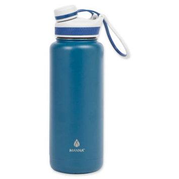 Manna™ Ranger PRO 40 oz. Water Bottle in Ocean Blue