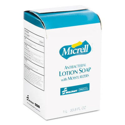 Abilityone 8520015220834 Gojo Antibacterial Lotion Soap, Floral, 1000 Ml Refill